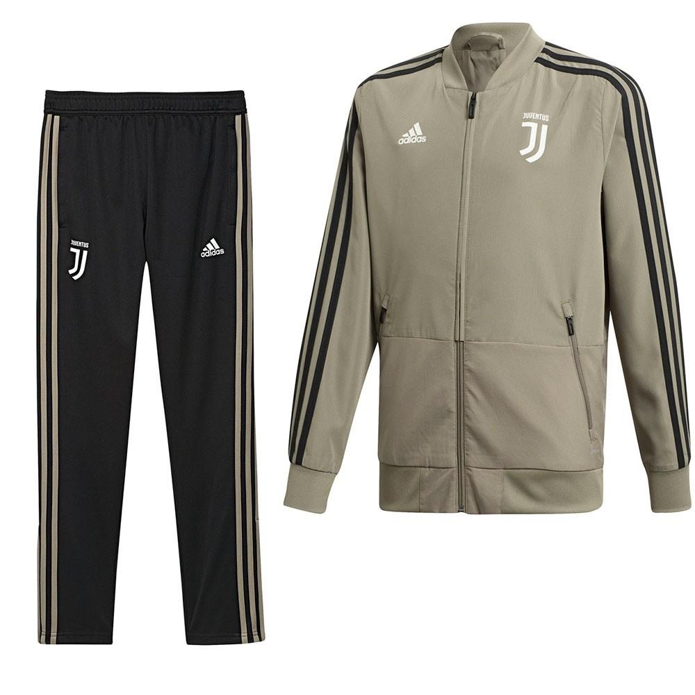 Afbeelding van Juventus Presentatie Pak Kids