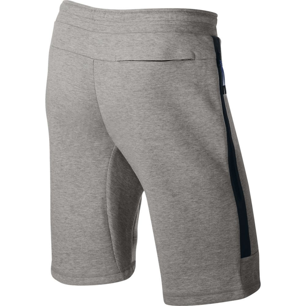 Afbeelding van Nike Tech Fleece Short Dark Grey Heather