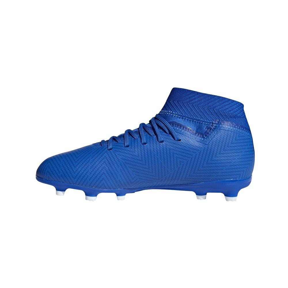 Afbeelding van Adidas Nemeziz 18.3 FG Kids Blauw