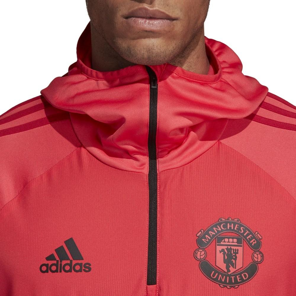 Afbeelding van Manchester United Warm Up Pak Pink