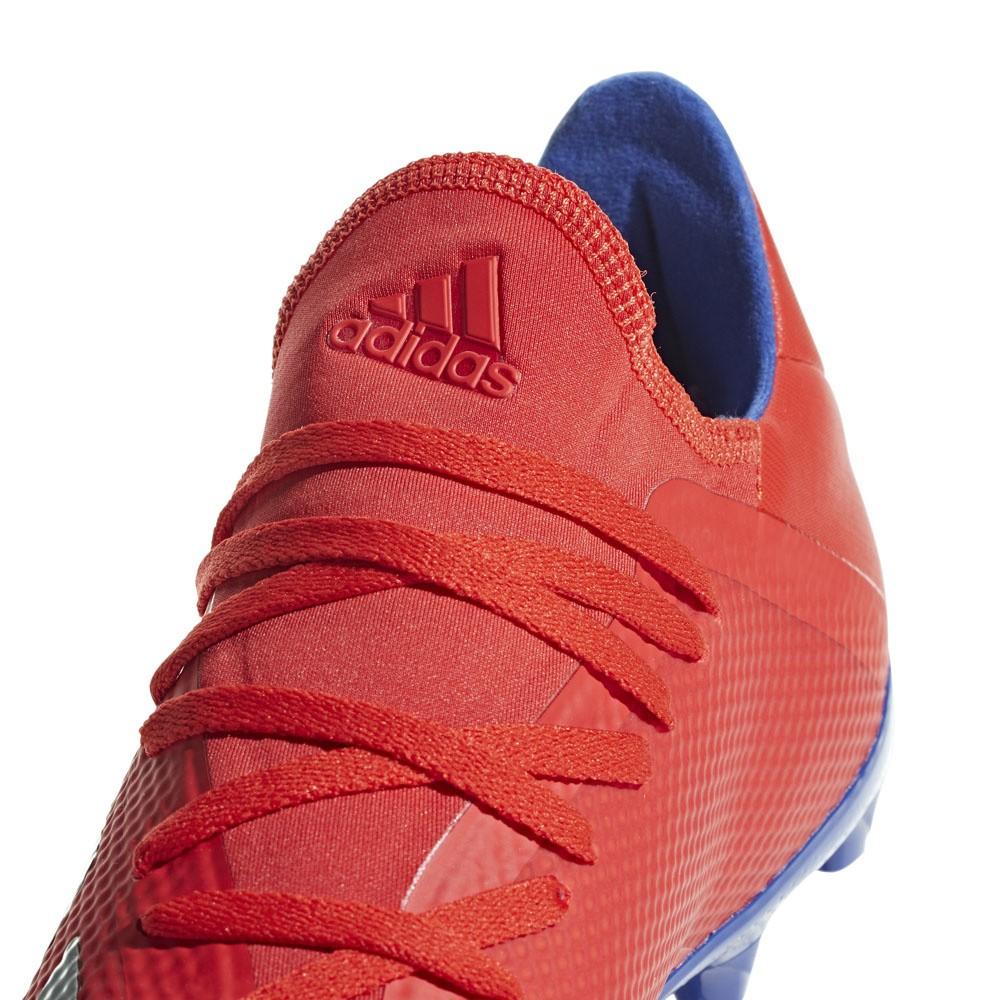 Afbeelding van Adidas X 18.3 FG Rood
