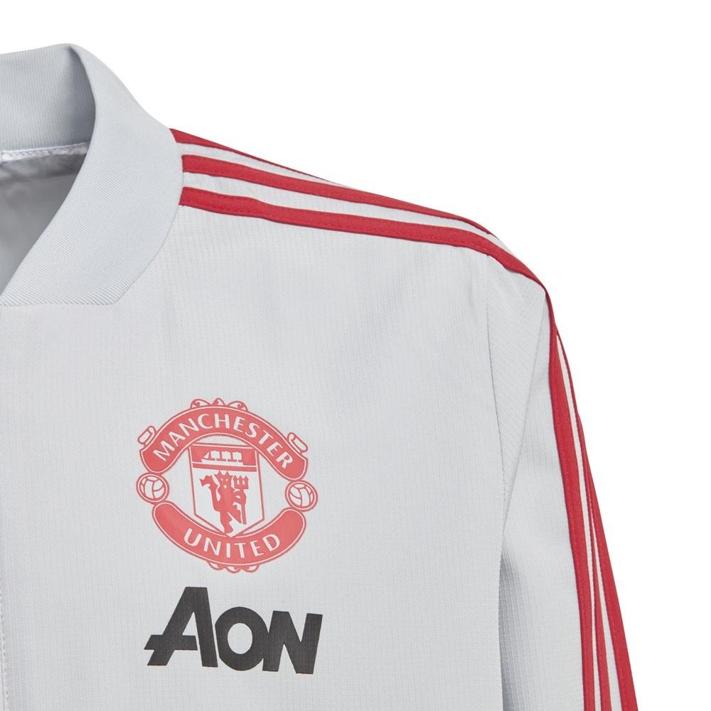 Afbeelding van Manchester United Presentatie Pak Kids