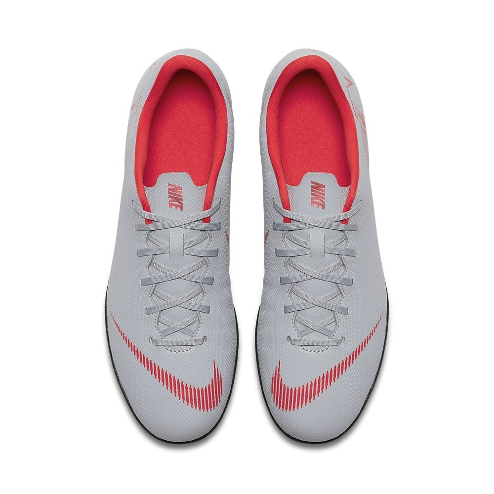 Afbeelding van Nike VaporX 12 Club GS IC Kids Grijs