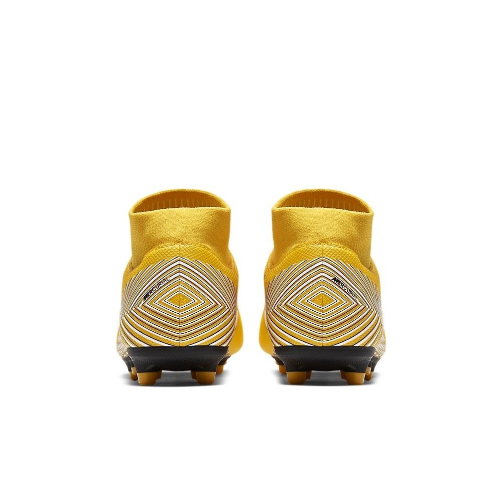Afbeelding van Nike Mercurial Superfly VI Academy Neymar MG Geel
