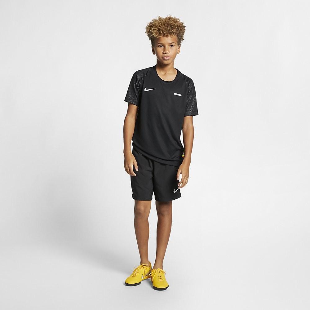Afbeelding van Nike Dry Shirt Kids CR7 Zwart
