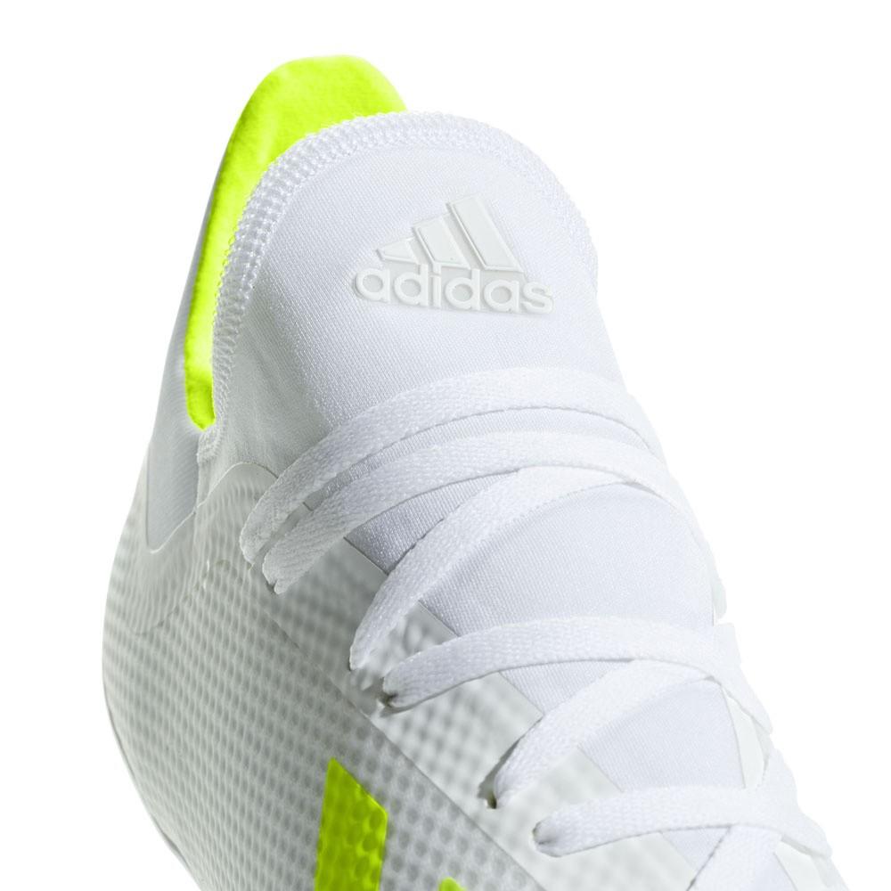 Afbeelding van Adidas X 18.3 FG White