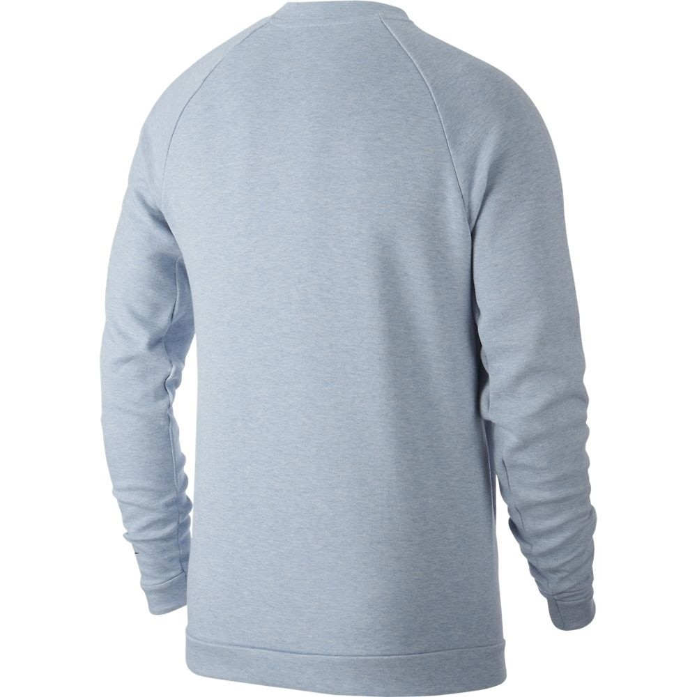 Afbeelding van Nike Tech Fleece Crew Glacier Grey
