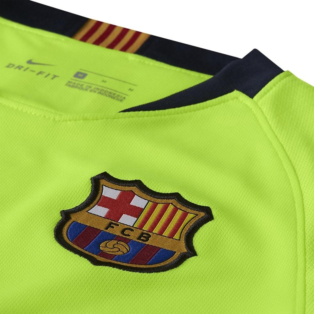 Afbeelding van FC Barcelona Stadium Away Shirt Kids