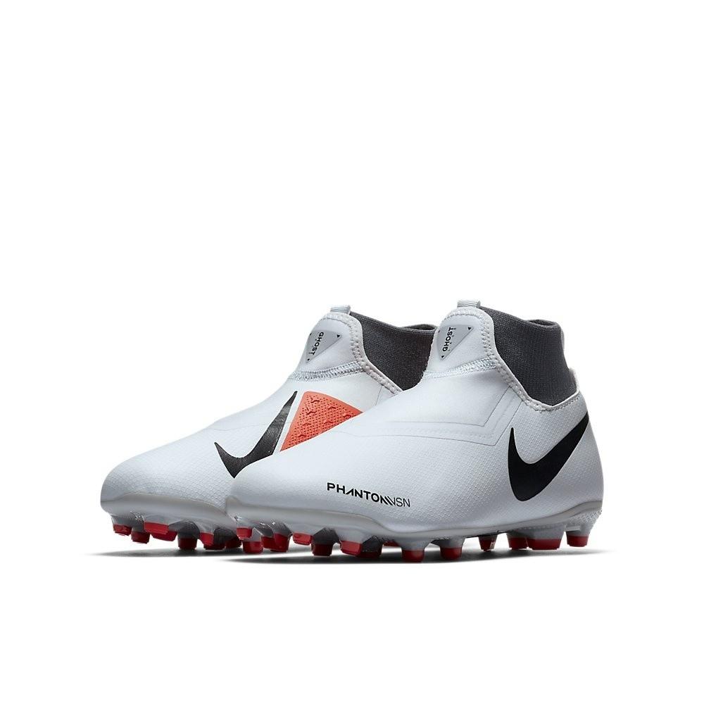 Afbeelding van Nike Phantom Vision Academy Dynamic Fit MG Kids Grijs