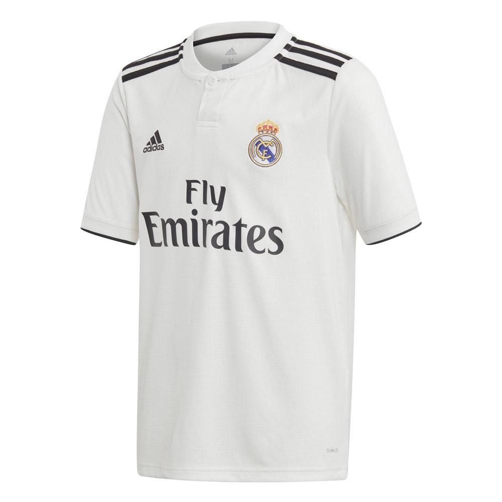 Afbeelding van Real Madrid Thuisshirt Kids