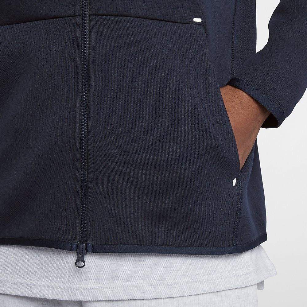 Afbeelding van Nike Sportswear Tech Fleece Obsidian