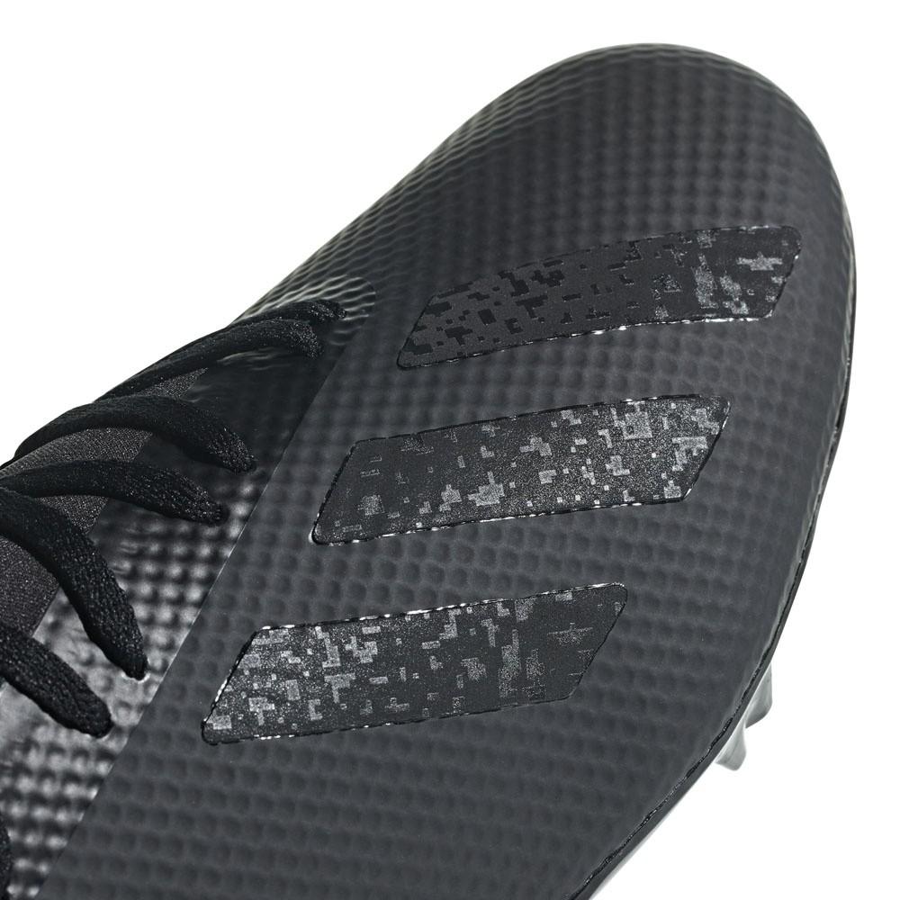 Afbeelding van Adidas X 18.3 FG Zwart