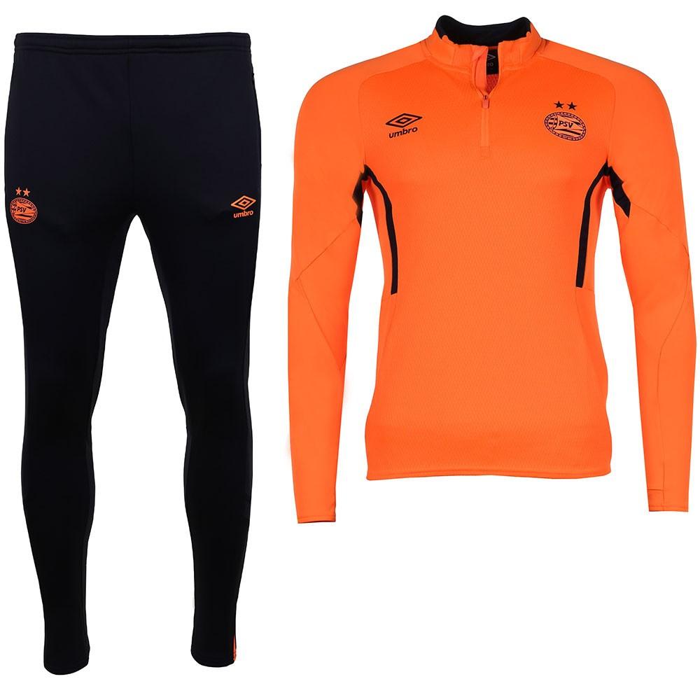 Afbeelding van PSV Trainingsset Shocking Orange Kids