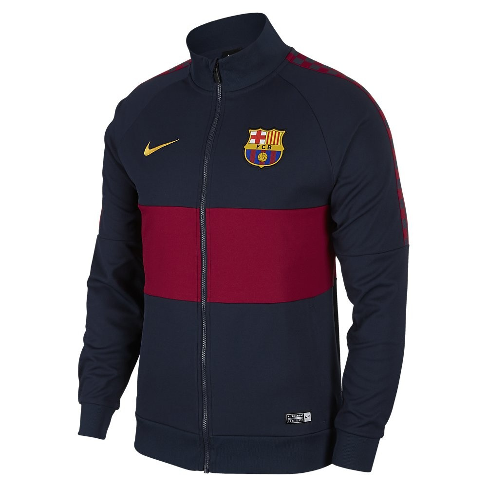 Afbeelding van FC Barcelona Dri-FIT I96 Jack