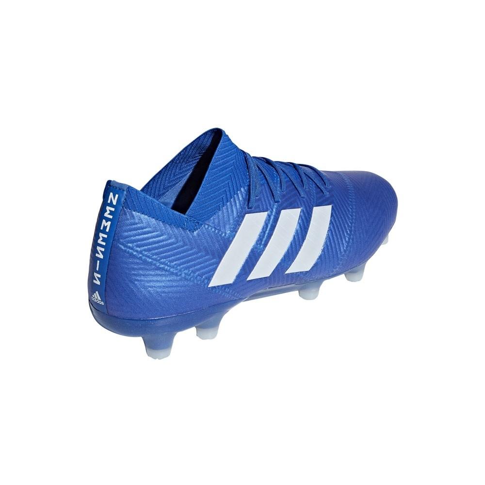 Afbeelding van Adidas Nemeziz 18.1 FG Blauw