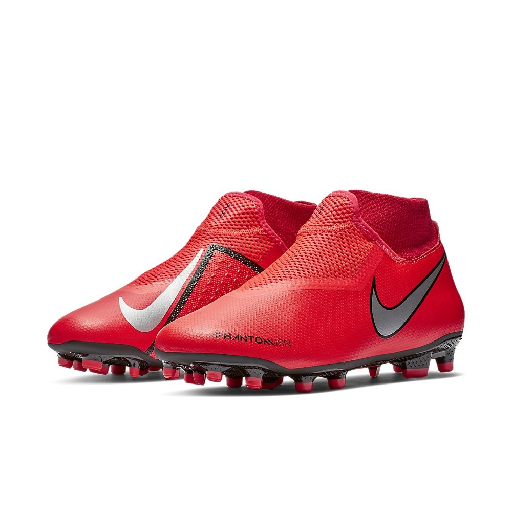 Afbeelding van Nike Phantom Vision Academy Dynamic Fit FG Bright Chrimson