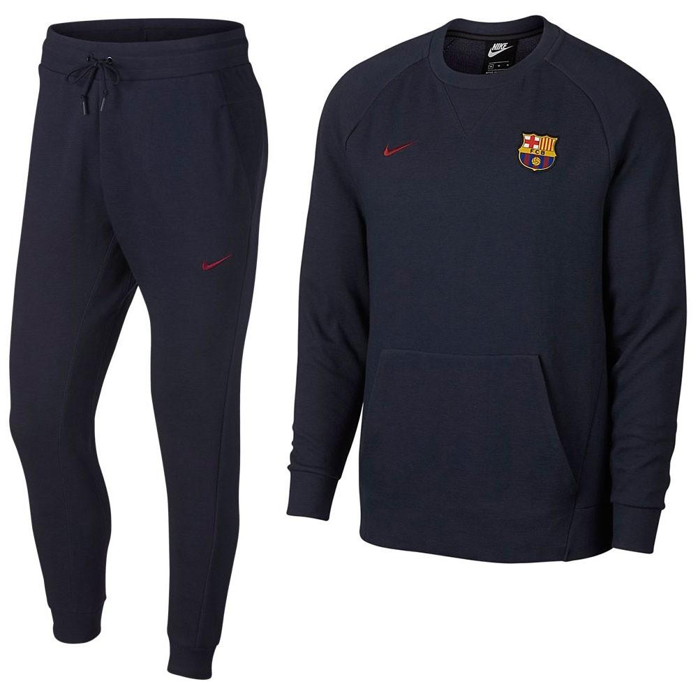 Afbeelding van FC Barcelona Crew Neck Set