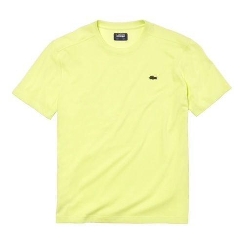 Afbeelding van Lacoste T-Shirt Geel