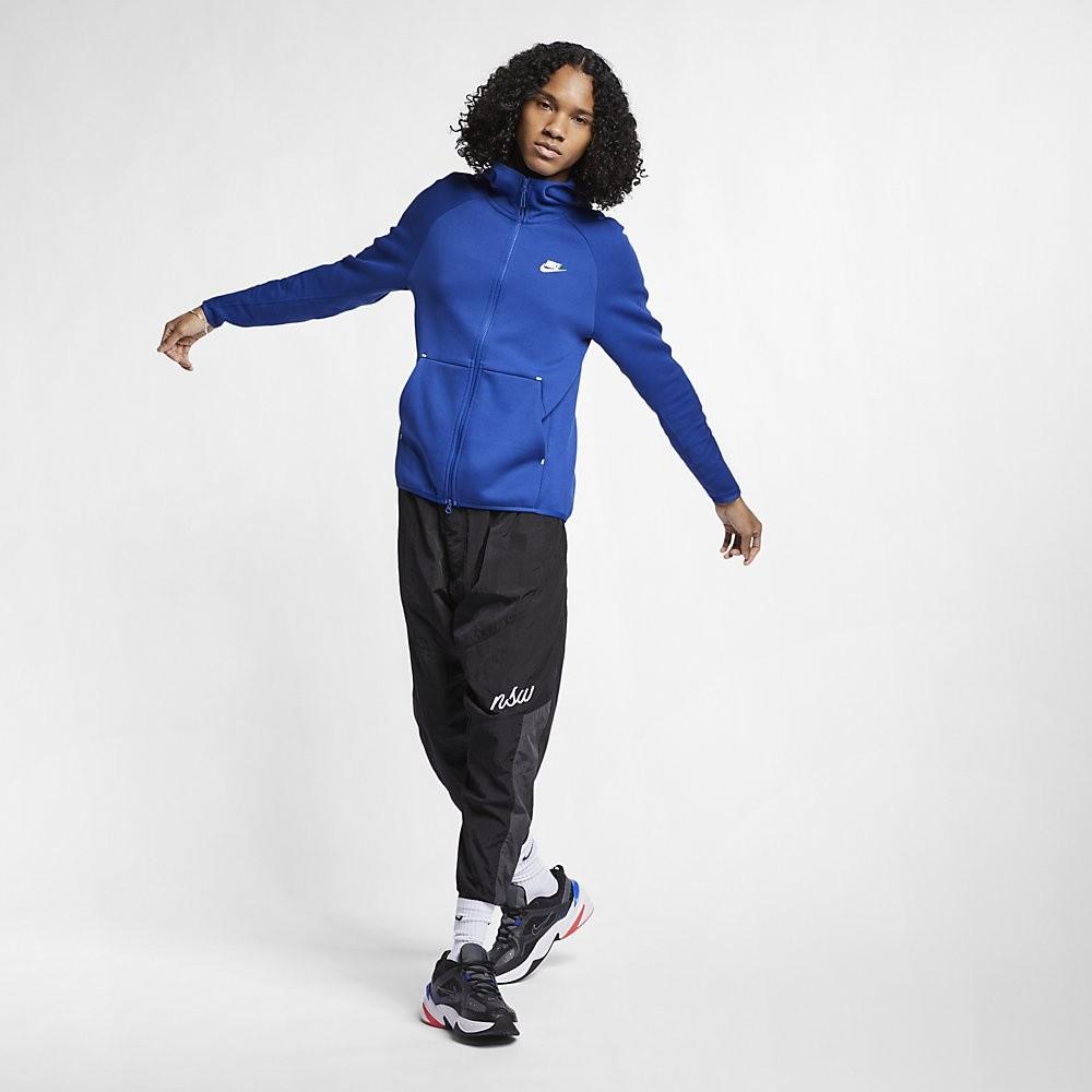 Afbeelding van Nike Sportswear Tech Fleece Indigo