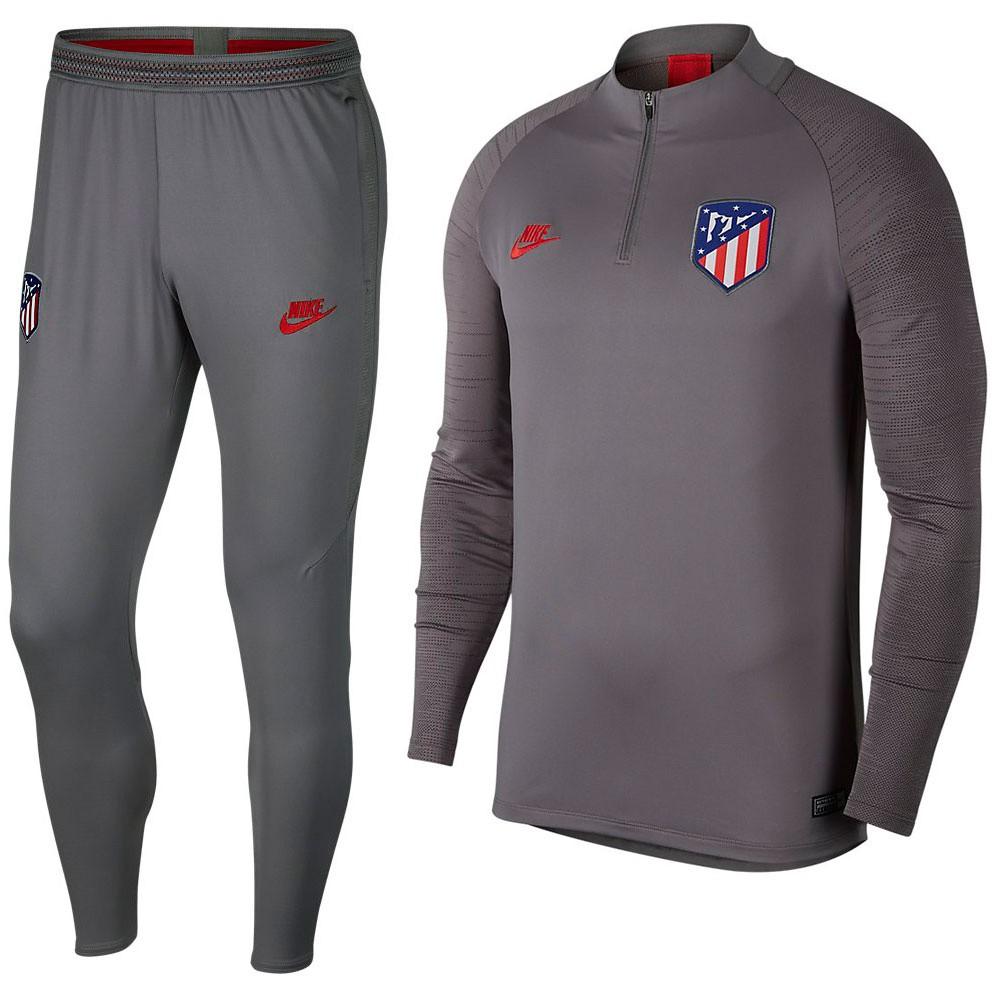 Afbeelding van Atlético de Madrid Dri-FIT Strike Drill Set Gunsmoke