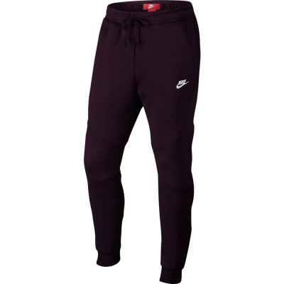 Foto van Nike Tech Fleece Pant Burgundy