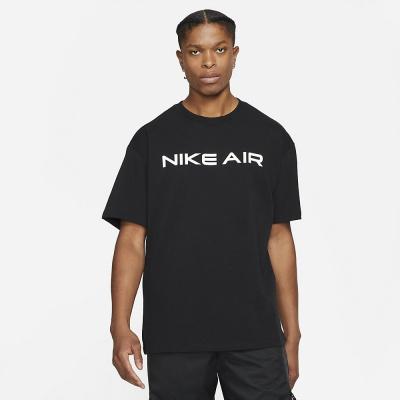 Foto van Nike T-Shirt Nike Air Black