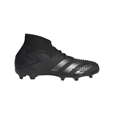 Foto van Adidas Predator Mutator 20.1 FG Kids Core Black