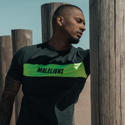 Malelions Twinset Ueranium Sport Antra Green