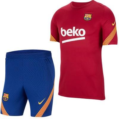 Foto van FC Barcelona Strike Zomerset Kids Noble Red