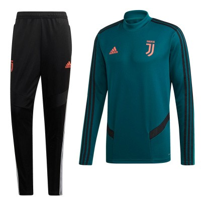 Foto van Juventus Training Set Mystery Green