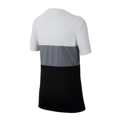 Foto van Nike Dri-FIT Academy GX Shirt White Cool Grey Kids