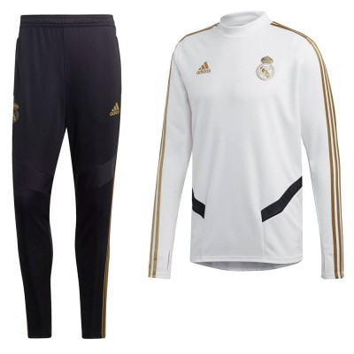 Foto van Real Madrid Trainingsset White
