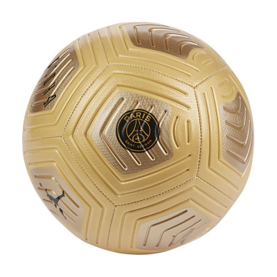 Foto van Paris Saint-Germain Jordan X Strike Bal Gold