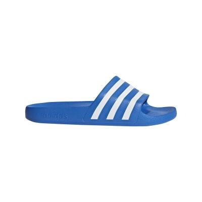Foto van Adidas Adilette Aqua Slippers True Blue
