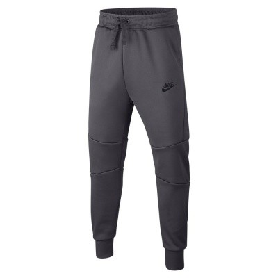 Foto van Nike Sportswear Tech Fleece Pant Kids Dark Grey