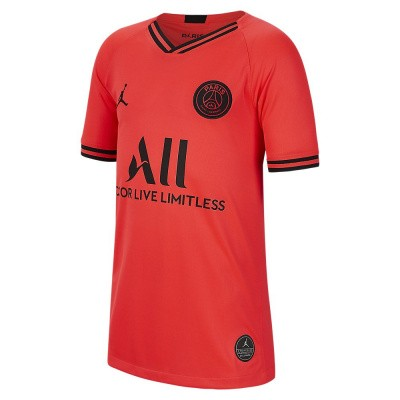 Foto van Paris Saint-Germain Stadium Away Shirt Kids