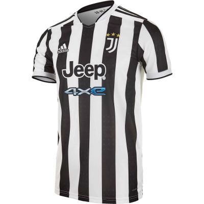 Foto van Juventus Shirt 21/22 Thuis