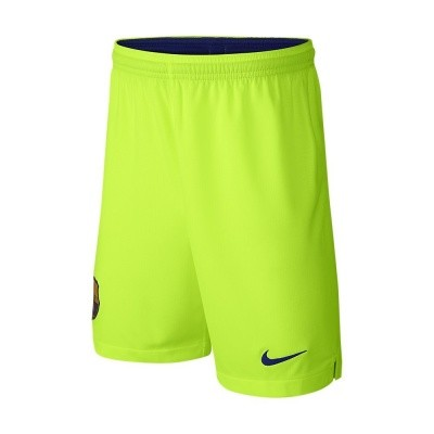 Foto van FC Barcelona Stadium Away Short Kids