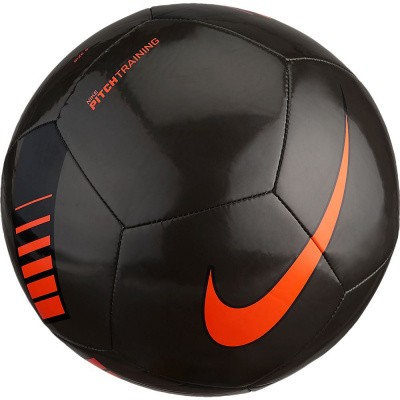 Foto van Nike Pitch Training Voetbal Black Metallic