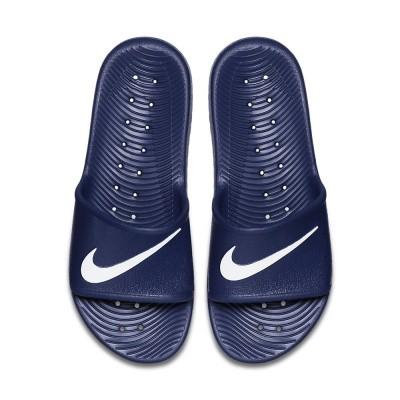 Foto van Nike Kawa Shower Slipper Blauw