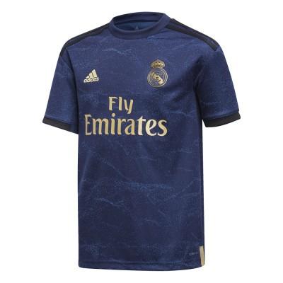 Real Madrid Uitshirt Kids