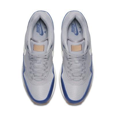 Foto van Nike Air Max 1 Grijs-Blauw