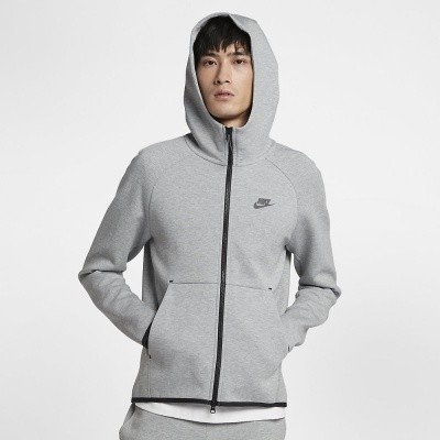 Foto van Nike Sportswear Tech Fleece Dark Grey Heather