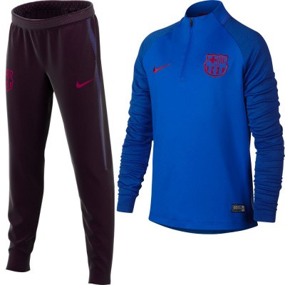 Foto van FC Barcelona Dri-FIT Strike Drill Set Kids