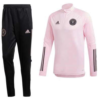 Foto van Inter Miami CF Training Set Clear Pink
