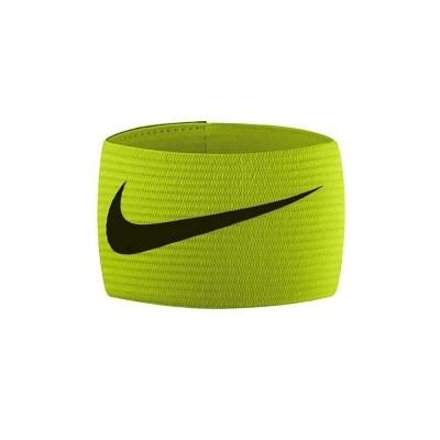 Foto van Nike aanvoerdersband 2.0 VoltZwart