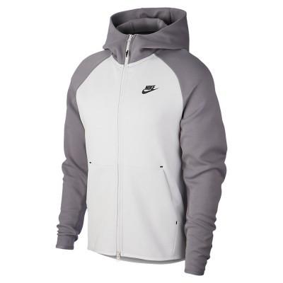 Foto van Nike Sportswear Tech Fleece Vast Grey Gunsmoke Black