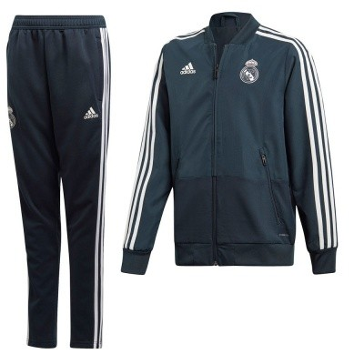 Real Madrid Presentatiepak Kids