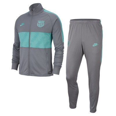 Foto van FC Barcelona Dri-FIT Strike Trainingspak Dark Smoke Grey