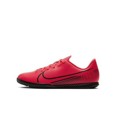 Foto van Nike Mercurial Vapor Club 13 IC Kids Laser Crimson